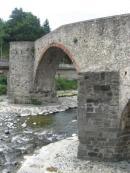 Campo Ligure Ponte medievale